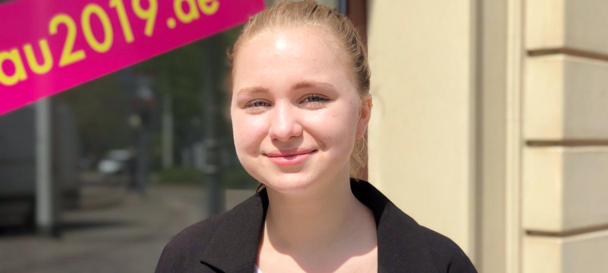 Friedrun Lasch – meine Patenschülerin für die VereinigtenStaaten!