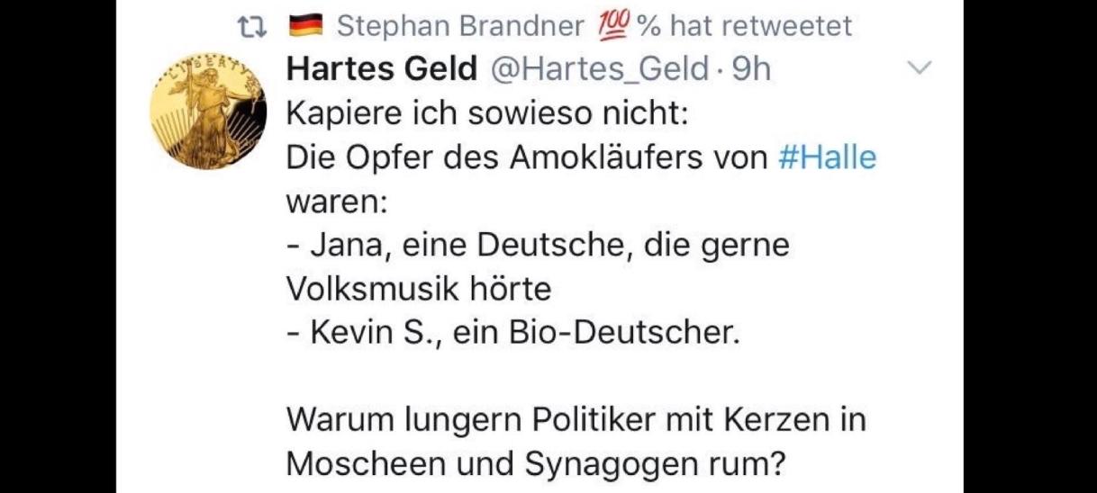 Stephan Brandner schadet Ansehen desBundestages