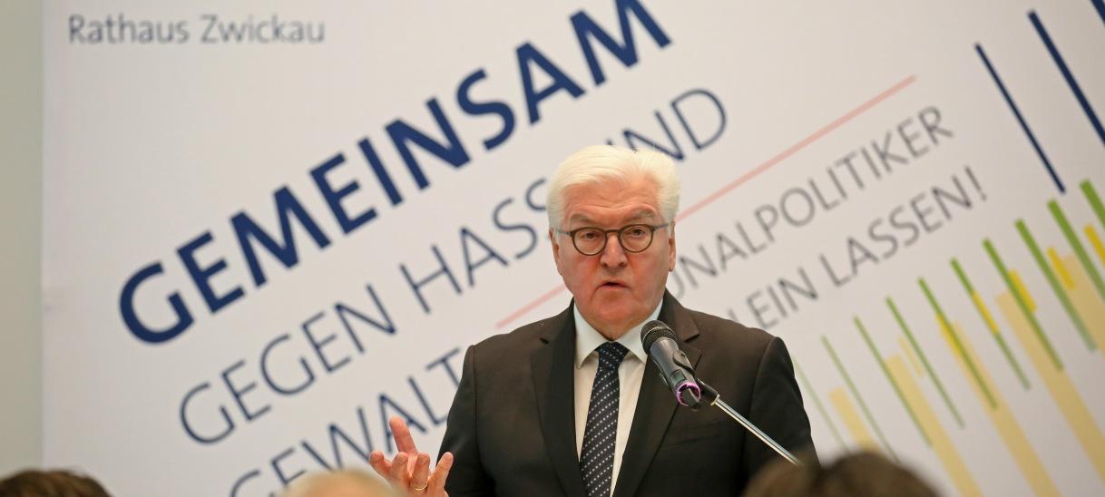 """""""Gemeinsam gegen Hass und Gewalt – Kommunalpolitiker nicht alleinlassen!"""""""