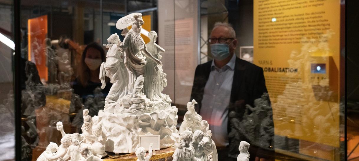 """Besuch der 4. Sächsische Landesausstellung """"Boom"""" inZwickau"""